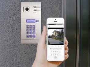 Обзор домофонов Hikvision с переадресацией вызова на смартфон
