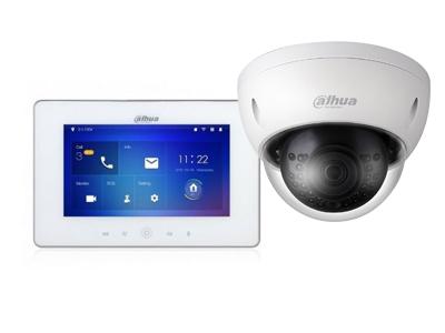 Как подключить камеру видеонаблюдения к домофону