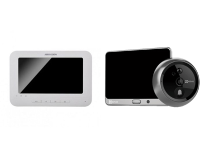 Видеоглазок или домофон – что лучше?