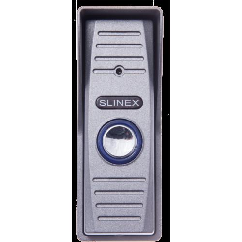 Вызывная видеопанель домофона Slinex ML-15HR Silver
