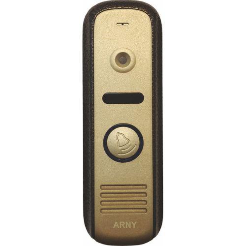 Вызывная видеопанель домофона ARNY AVP-NG210 gold
