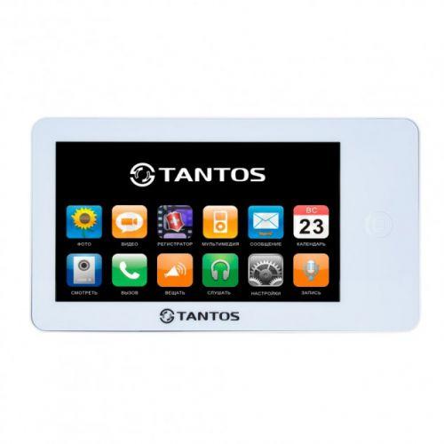 """Видеодомофон Tantos Neo GSM 7"""" (White)"""
