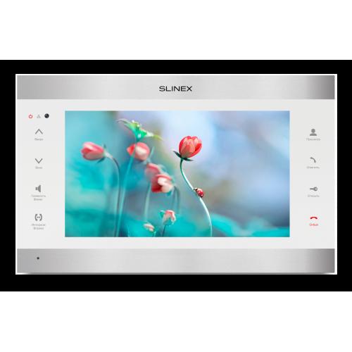 Видеодомофон Slinex SL-10IPT silver/white