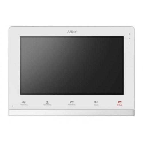 Видеодомофон ARNY AVD-1025-AHD White