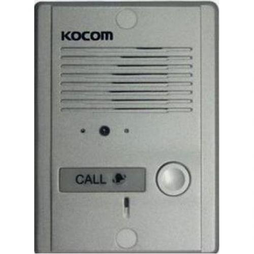 Вызывная видеопанель домофона Kocom KC-MC24