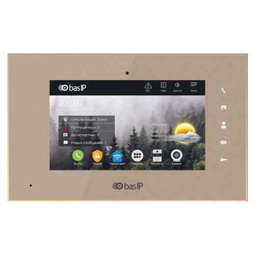 IP-видеодомофон BAS-IP AQ-07 v4