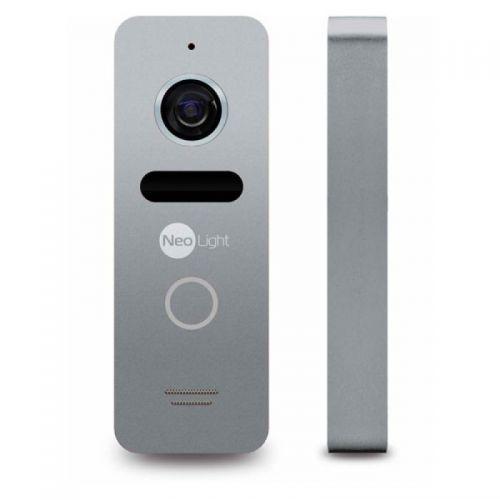 Вызывная видеопанель NeoLight SOLO Silver