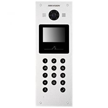 Вызывная IP-видеопанель домофона HIKVISION DS-KD6002-VM