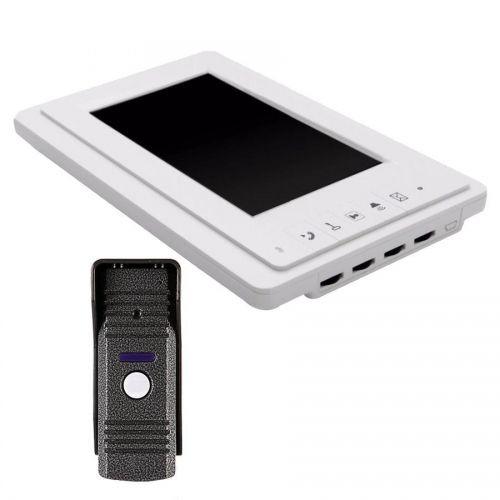 Комплект видеодомофона interVision KCV-A374-MC90