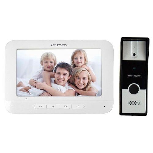 комплект видеодомофона HIKVISION DS-KIS201