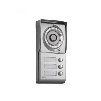 Вызывная видеопанель домофона InterVision TD-3