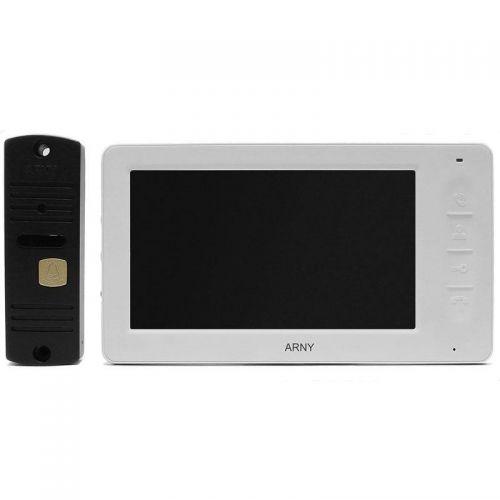 Комплект видеодомофона ARNY AVD-7005 white