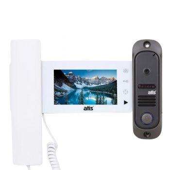 Комплект видеодомофона Atis AD-440MW Kit box
