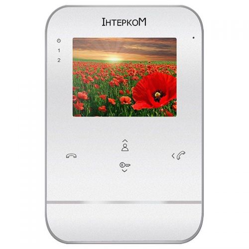 Видеодомофон Intercom IM-01 White