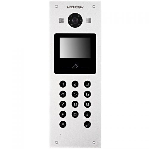 IP Вызывная видеопанель HIKVISION DS-KD3002-VM