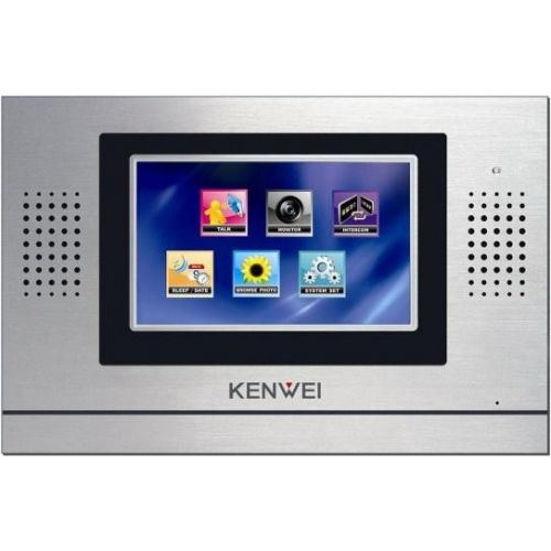 Видеодомофон Kenwei KW-123T