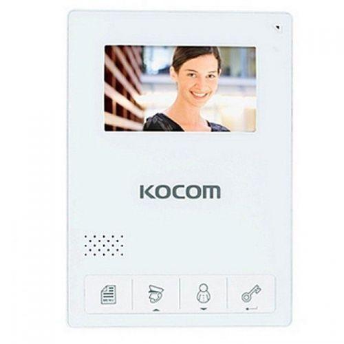 Видеодомофон Kocom KCV-A434 SD (white)