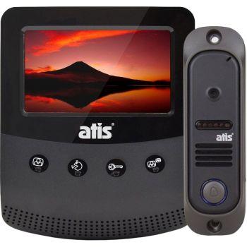 Комплект видеодомофона Atis AD-430B