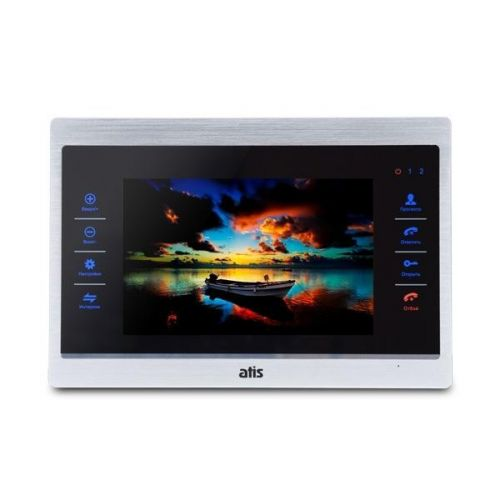 Видеодомофон Atis AD-740HD S-Black