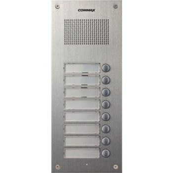 Вызывная аудиопанель домофона Commax DR-8UM