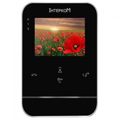 Видеодомофон Intercom IM-01 Black