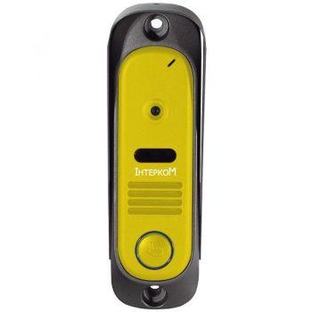 Вызывная видеопанель Intercom IM-10 yellow