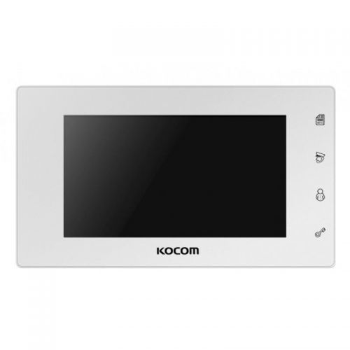 Видеодомофон Kocom KCV-504 Mirror White