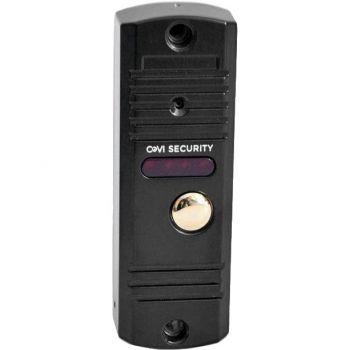Вызывная видеопанель домофона CoVi Security V-42 Black