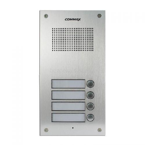 Вызывная аудиопанель домофона Commax DR-4UM