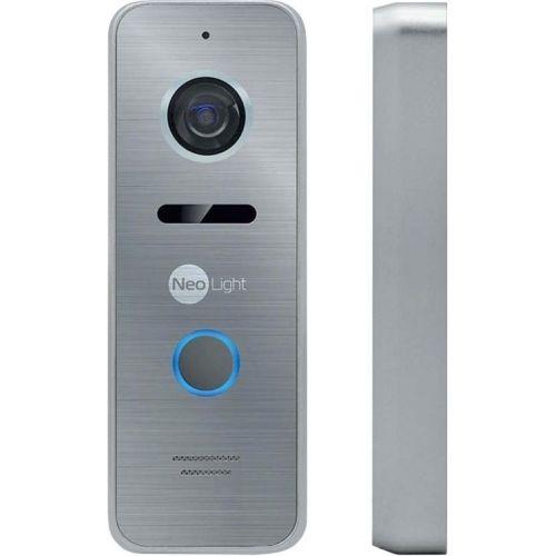 Вызывная видеопанель домофона NeoLight PRIME FHD Silver