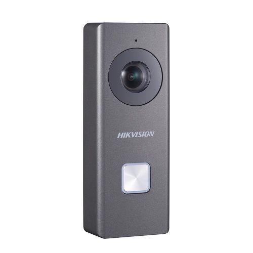 IP Вызывная видеопанель (Wi-Fi звонок) HIKVISION DS-KB6003-WIP