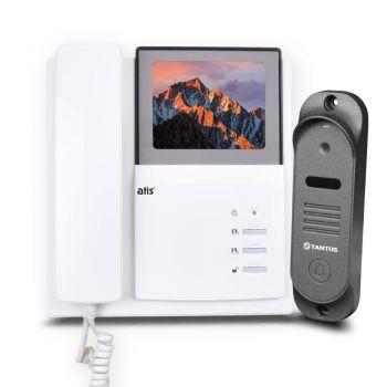 Комплект видеодомофона Atis AD-401-kit