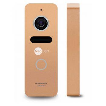 Вызывная видеопанель NeoLight SOLO Gold