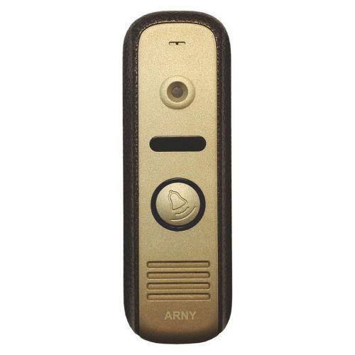 Вызывная видеопанель ARNY AVP-NG220 Gold