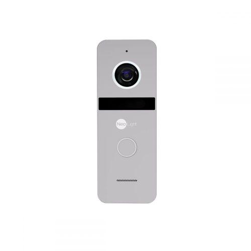 Вызывная видеопанель NeoLight SOLO FHD Silver