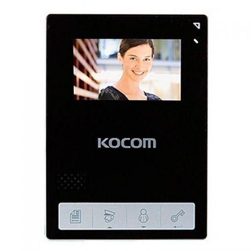 Видеодомофон Kocom KCV-A434 SD (black)