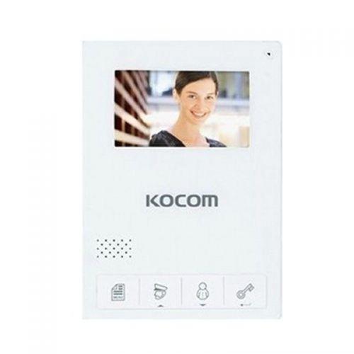 Видеодомофон Kocom KCV-A434 (white)
