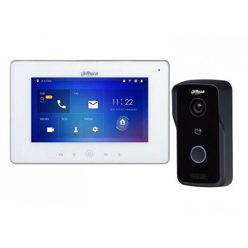 Комплект видеодомофона Dahua Technology KIT-VDP-W