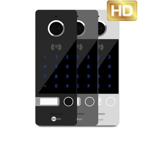 Цветная вызывная панель Neolight OPTIMA ID KEY FHD