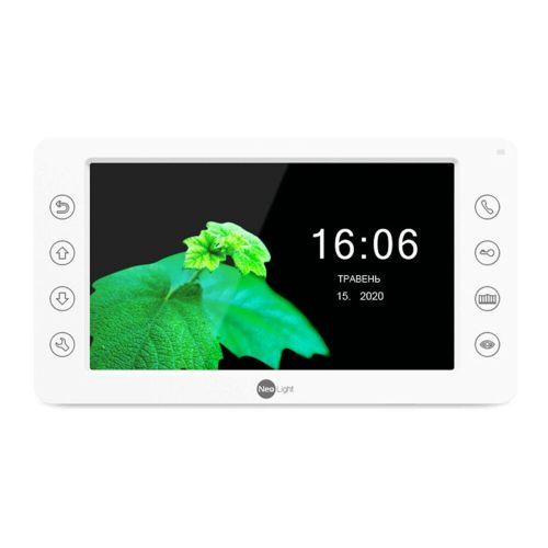 Видеодомофон NeoLight KAPPA HD White