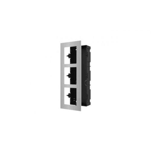 Панель для врезного монтажа Hikvision DS-KD-ACF3/S