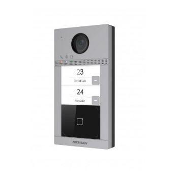 IP вызывная панель Hikvision DS-KV8113-WME1/Flush