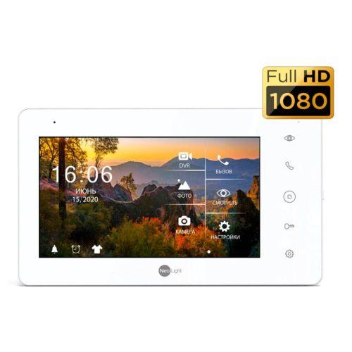 Видеодомофон Neolight SIGMA+ HD White