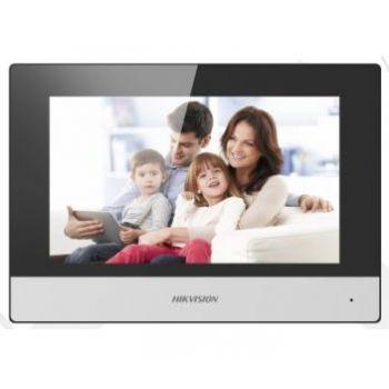 "7"" IP видеодомофон Hikvision DS-KH6320-WTE1"