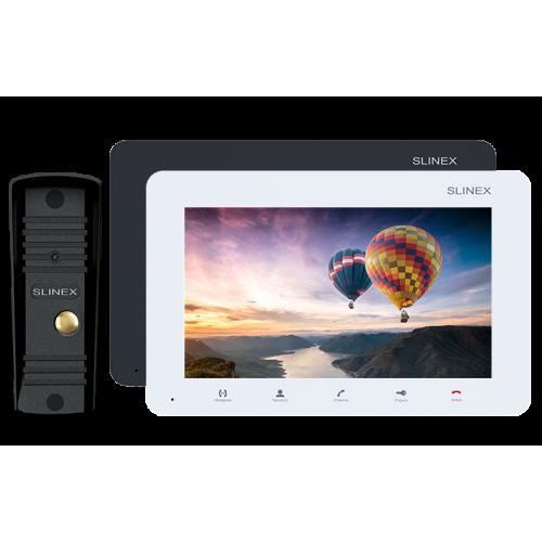 Комплект видеодомофона Slinex SM-07M v2 + ML-16HR