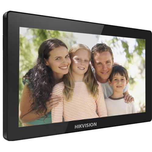 "10"" IP видеодомофон Hikvision DS-KH8520-WTE1"