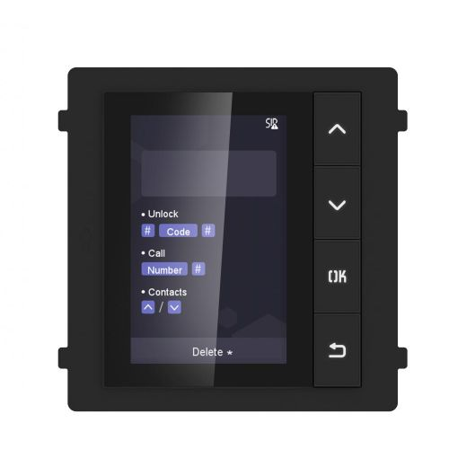 Видеодомофон Hikvision DS-KD-DIS