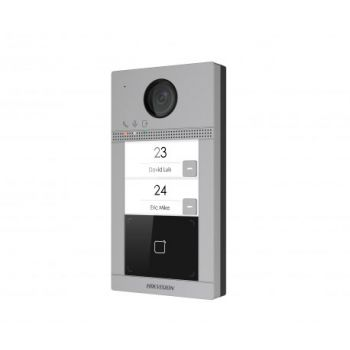 IP вызывная панель Hikvision DS-KV8213-WME1/Flush