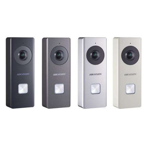 2МП дверной видеозвонок Hikvision DS-KB6403-WIP