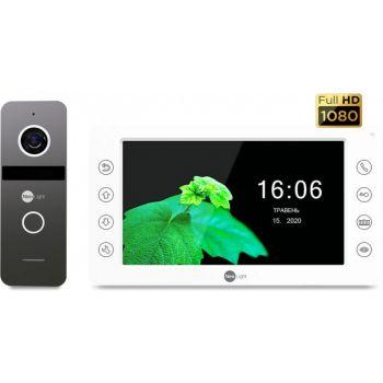 Комплект видеодомофона Neolight Kappa HD KIT (Graphite)